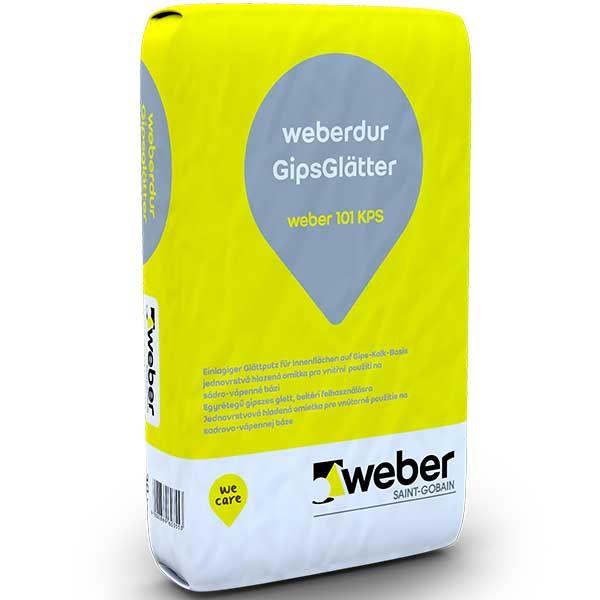 Weber Weberdur Gipsglätter gipszes alapvakolat