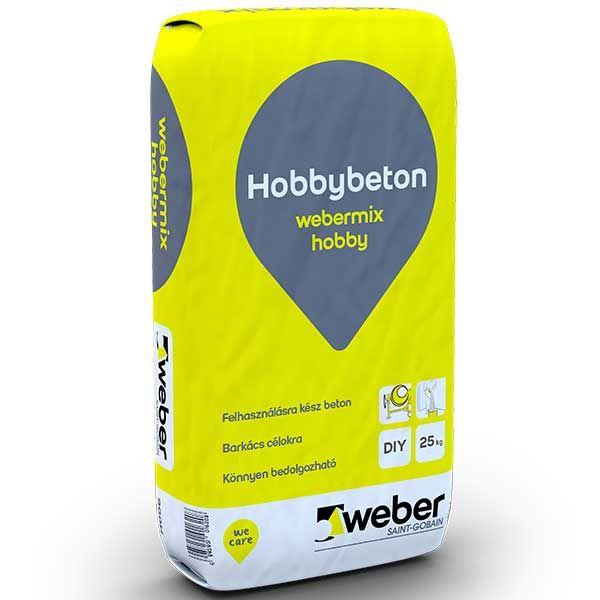 Weber Webermix Hobby hobbybeton