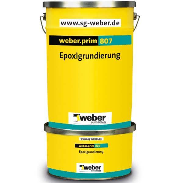 Weber Weberprim 807 Eurolan FK 28 epoxigyanta kötőanyag alapozó